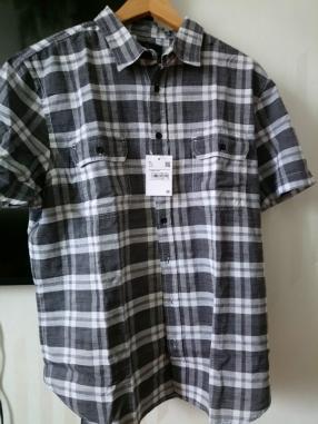 Рубашка - Зауженные Кент клетчатый