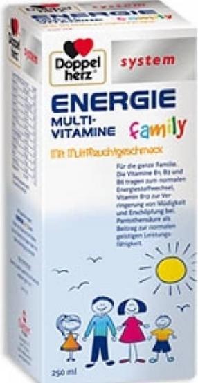 DOPPELHERZ Energie family system flüssig 250 ml