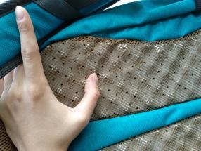 Рюкзак NH500 20 Литр бирюзовый