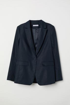 Пиджак льняные