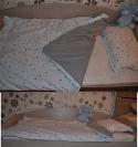 Отзыв на Детское постельное белье Звезды серое Schardt 100 x 135 см из Интернет-Магазина MyToys