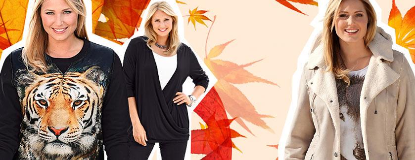 600ae2096fa Женская одежда больших размеров