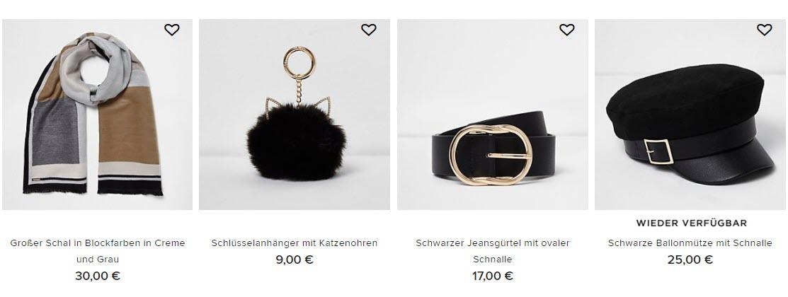 На все кроме сейла Доп. скидка 20% из магазина Riverisland.de (Германия)