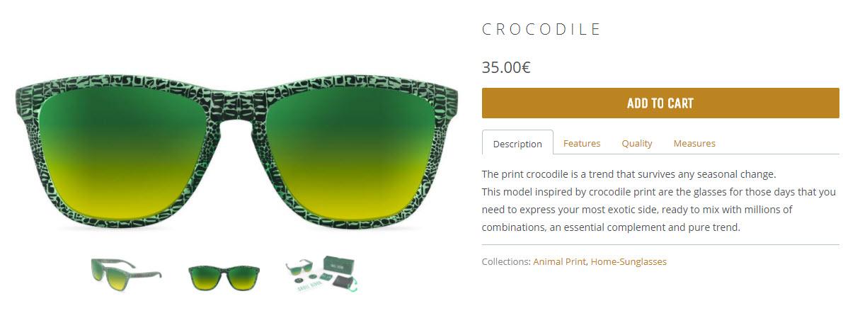 Солнцезащитные очки Skull Rider Доп. скидка 40%