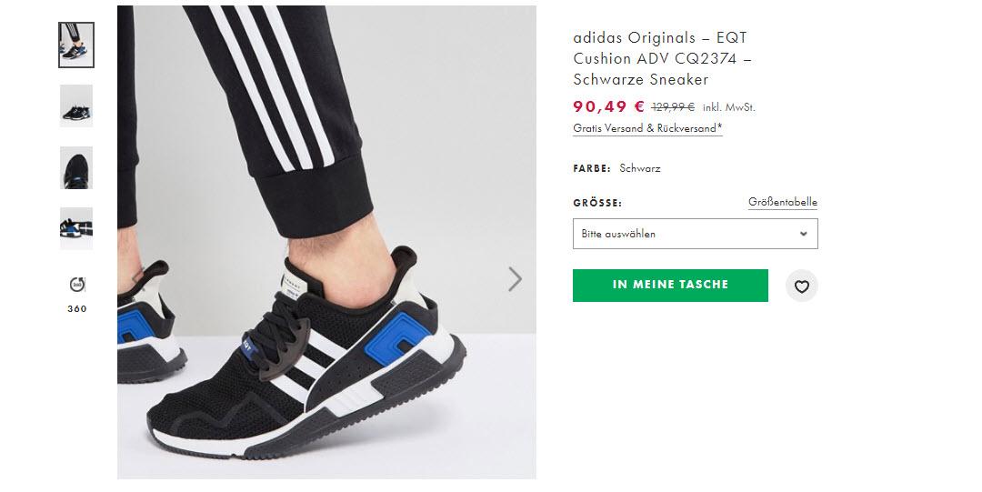 Спортивная одежда и обувь известных брендов скидки до 45% из магазина Asos (Германия)