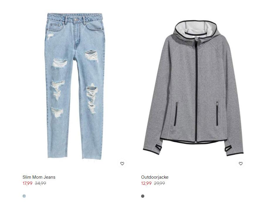 Дополнительно на SALE,  выкуп до 23:00 Доп. скидка 15% из магазина H&M (Германия)