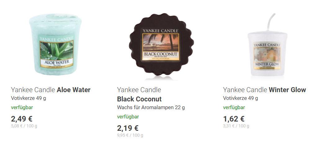 Ароматические свечи Доп. скидка 15% из магазина Notino (Германия)
