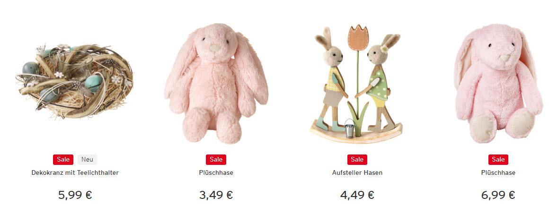 Пасхальный декор,  быстрый выкуп Скидки до 50% из магазина Ernstings family (Германия)
