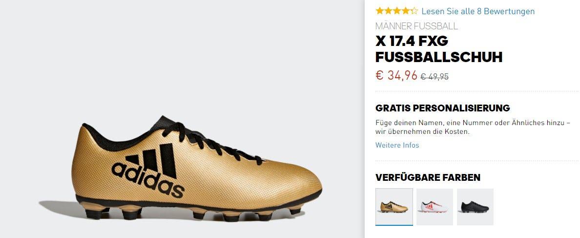 Спортивная обувь Доп. скидка 20% из магазина Adidas (Германия)