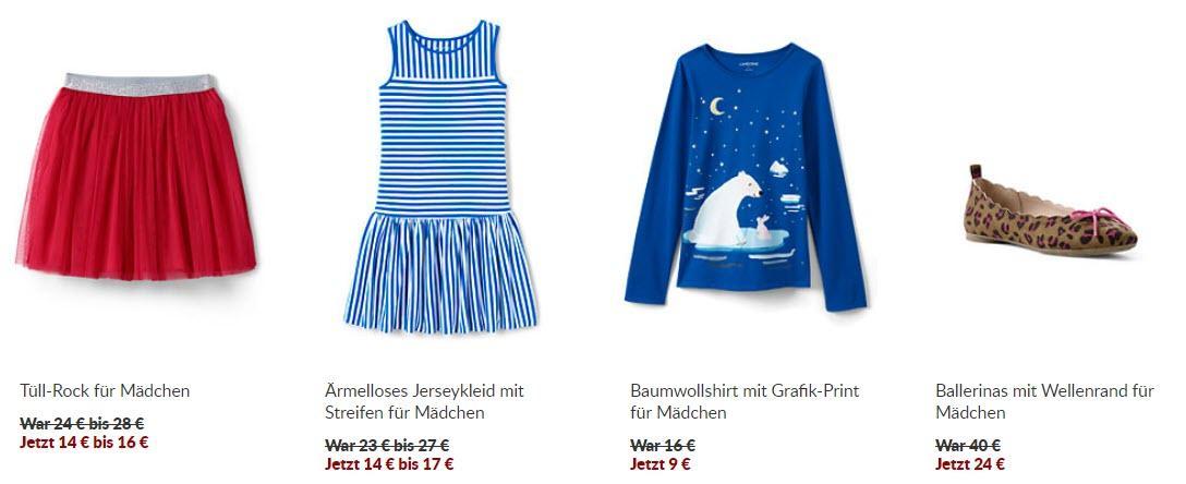 Одежда и обувь, на SALE Доп. скидка 25% из магазина landsend (Германия)