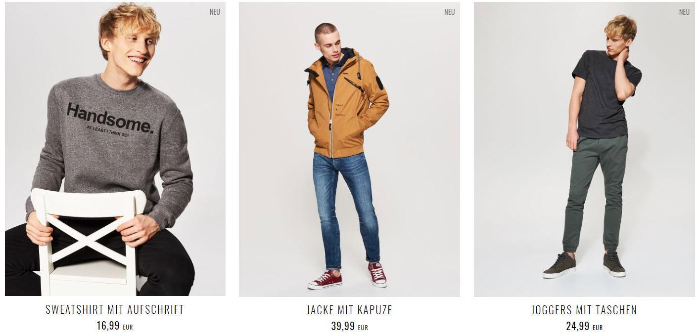 Новая коллекция одежды Доп. скидка 10% из магазина House Brand (Германия)