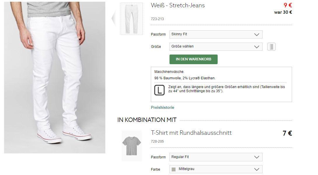Распродажа мужской одежды и обуви Скидки до 80% из магазина Next (Германия)
