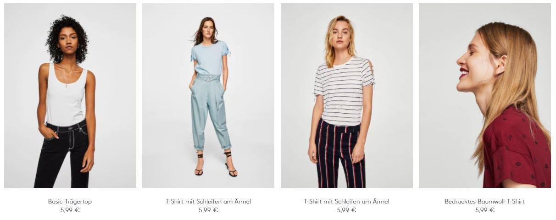 Одежда и аксессуары кроме sale Доп. скидка 20% из магазина MANGO (Германия)