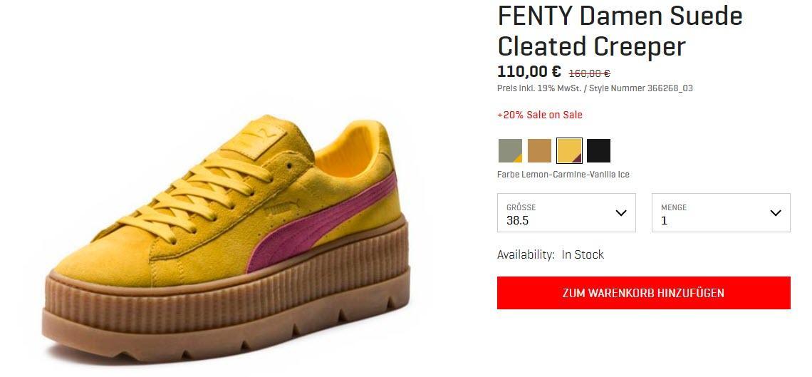 Стильные кроссовки Доп. скидка 20% из магазина Puma (Германия)