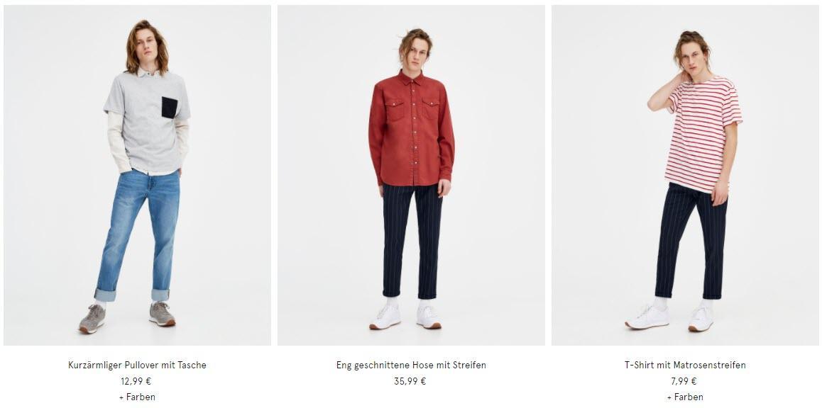 Мужская одежда и обувь Доп. скидка 20% из магазина PULLANDBEAR (Германия)