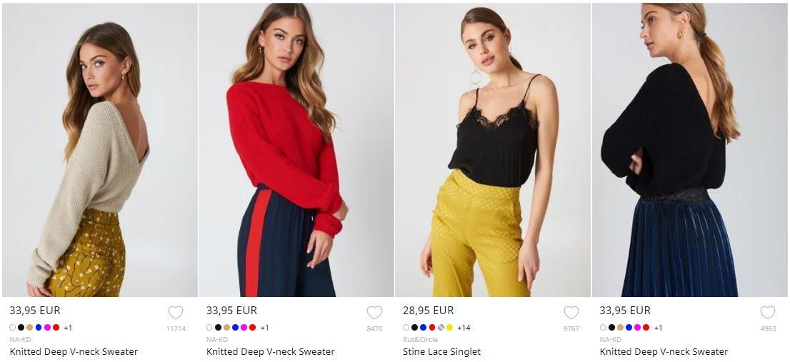 Женская  одежда Доп. скидка 25%