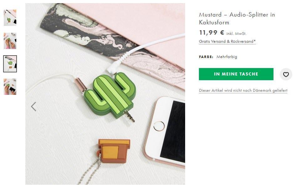 Стильные мобильные гаджеты и аксессуары Доп. скидка 20% из магазина Asos (Германия)