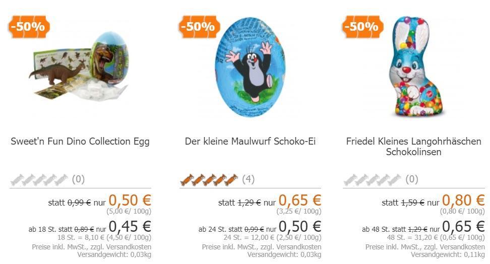 Сладости и вкусные подарки Скидки до 56% из магазина World of Sweets (Германия)