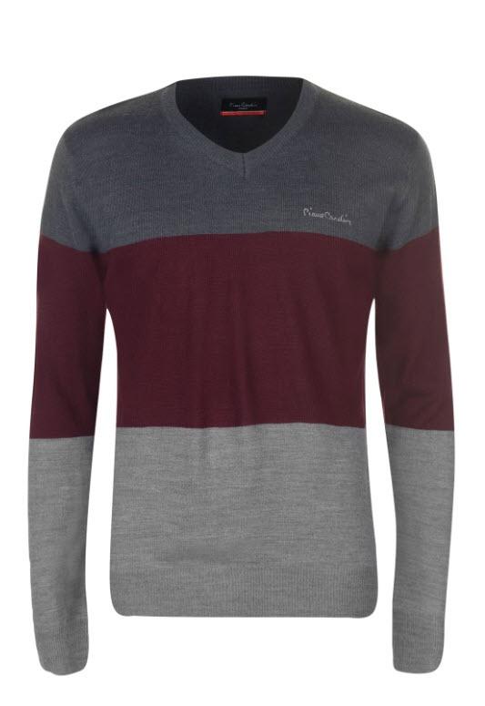 Мужские свитера PierreCardin 2 за 12 € Доп. скидка до 80% из магазина Sports Direct (Германия)