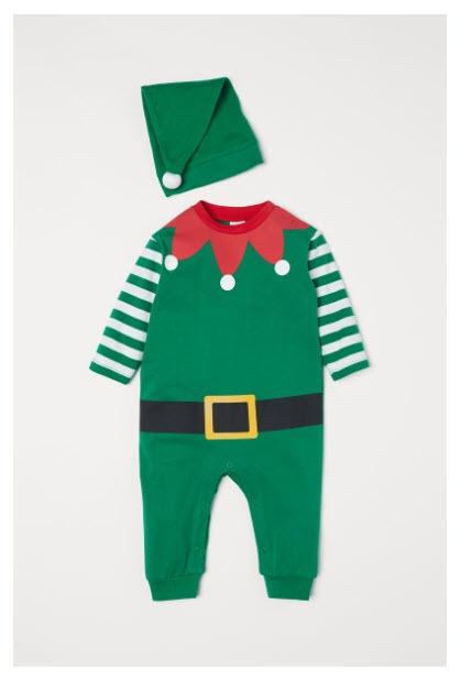 Новогодние костюмы длядетей Скидки до 30% из магазина H&M (Германия)