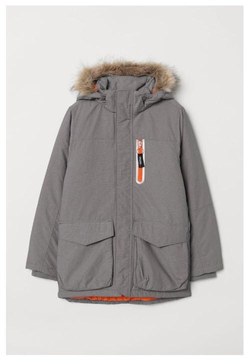 Детская лыжная коллекция Скидки до 40% из магазина H&M (Германия)