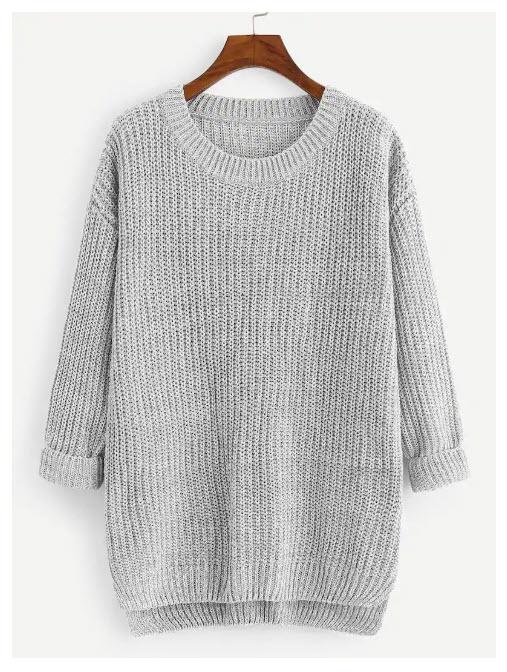 Женские свитера Скидки до 85% из магазина Romwe (Германия)