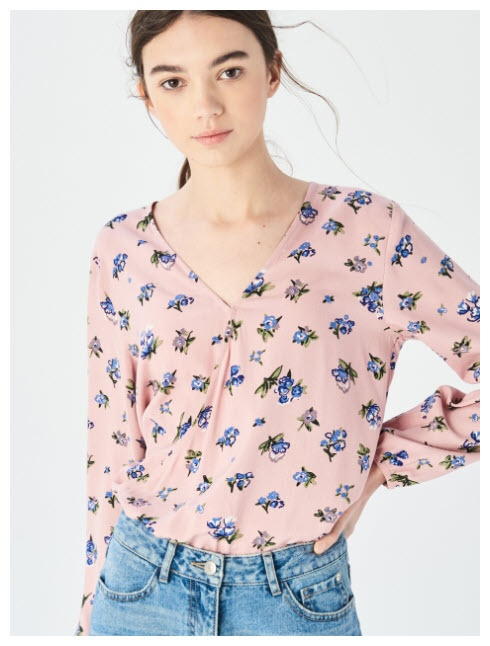 Женские блузки и рубашки Скидки до 40% из магазина sinsay (Германия)