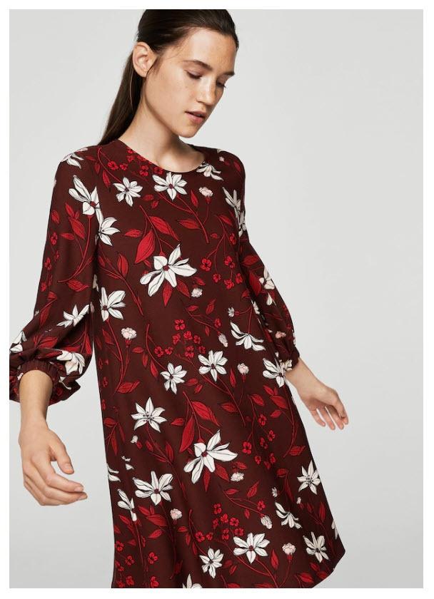 Платья и комбинезоны Скидки до 75% из магазина MANGO Outlet (Германия)