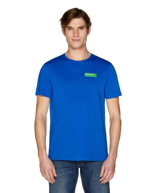 Мужские футболки Скидки до 50% из магазина Benetton (Германия)