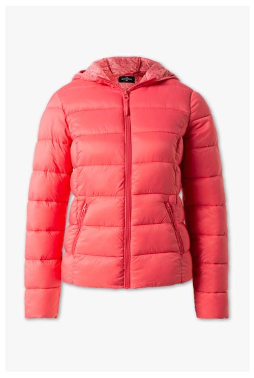 Распродажа курток Скидки до 59% из магазина C&A (Германия)