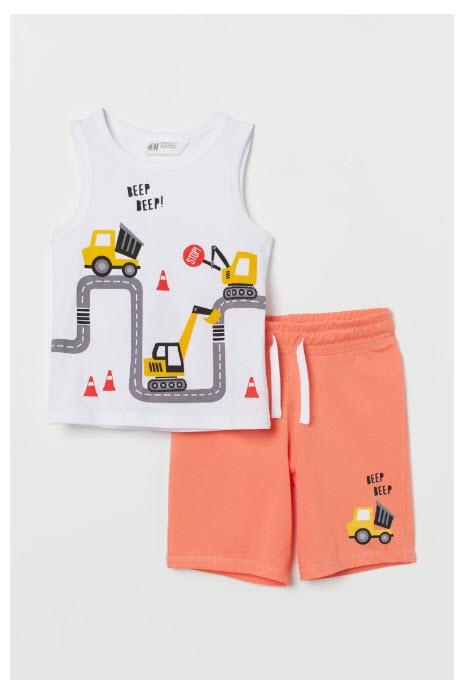 Одежда для мальчиков Скидки до 70% из магазина H&M (Германия)