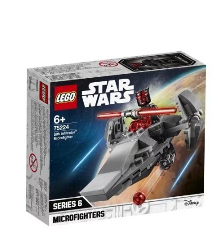 Конструкторы Lego серииStarWars Скидки до 40% из магазина Spiele Max (Германия)