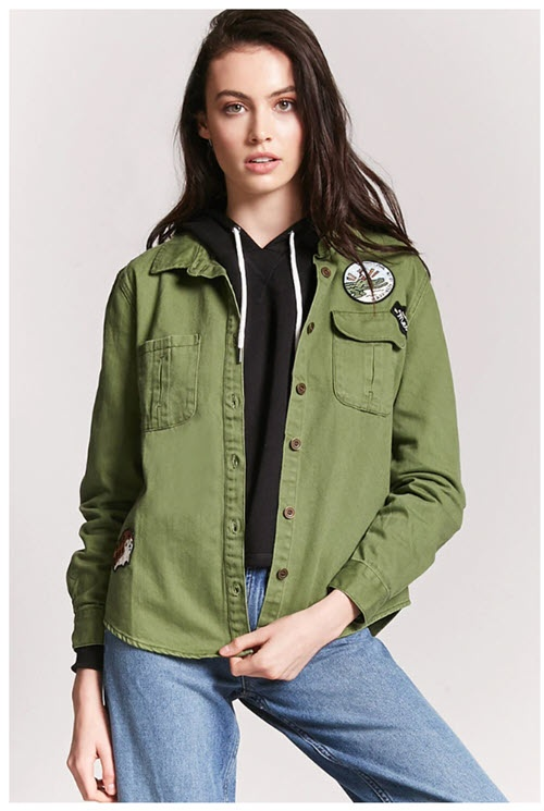 Женская одежда Скидки до 63% из магазина Forever21 (Германия)