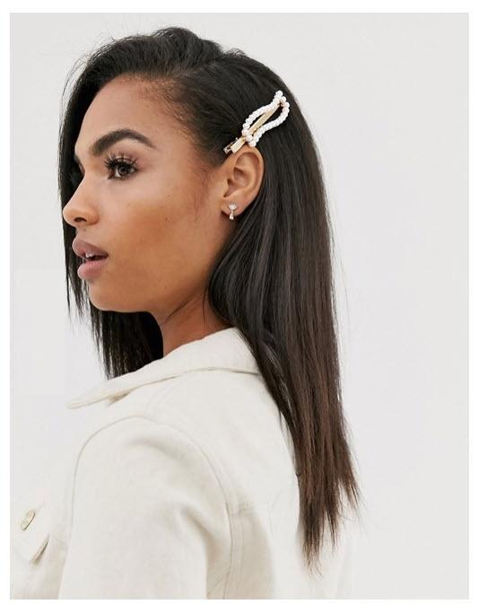 Аксессуары для волос Cкидки до 85% из магазина Asos (Германия)