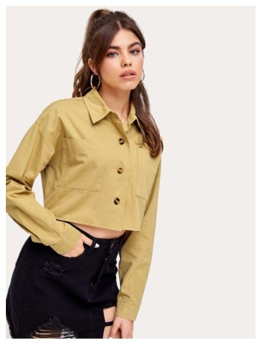 Куртки от 6.5€ Cкидки до 70% из магазина Romwe (Германия)