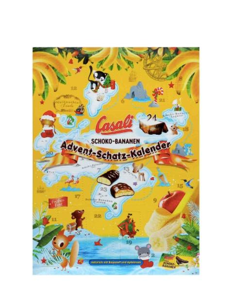 Adventskalender Скидки до 30% из магазина World of Sweets (Германия)