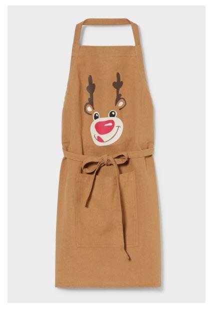 На одежду с рождественским принтом Доп. скидка 30% из магазина C&A (Германия)
