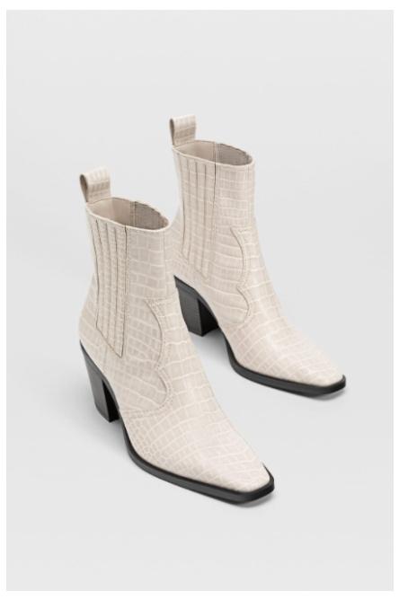 Женская обувь и аксессуары Cкидки до 55% из магазина Stradivarius (Германия)