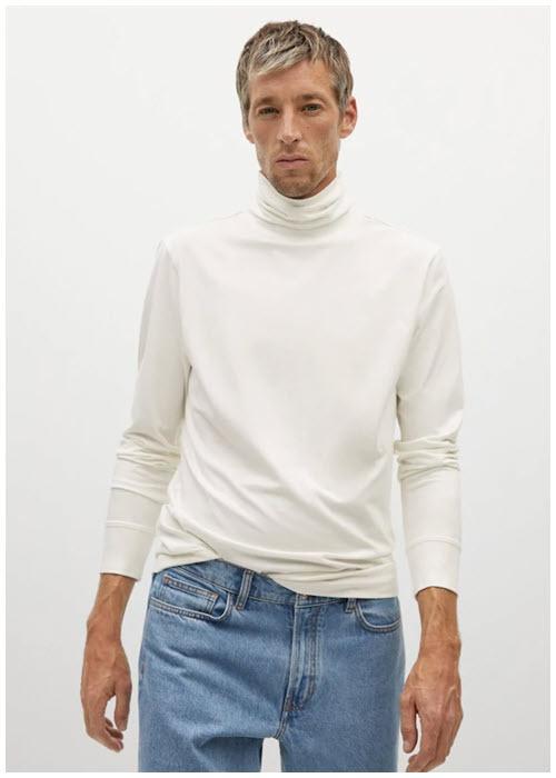 Мужская одежда и аксессуары Скидки до  60% из магазина MANGO (Германия)