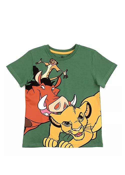 3 футболки за 30€ Доп.скидка до 33% из магазина shop disney (Германия)