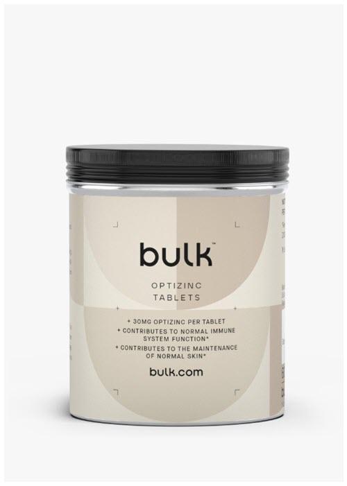 Витамины и здоровое питание Скидки до 70% из магазина Bulkpowders (Германия)
