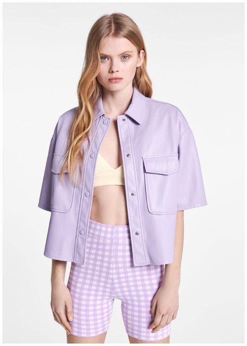 Куртки и пиджаки Скидки до 60% из магазина Bershka (Германия)