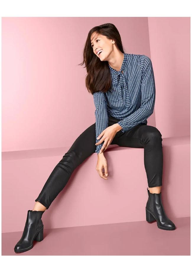 Женская одежда Скидки до 60% из магазина Tchibo (Германия)