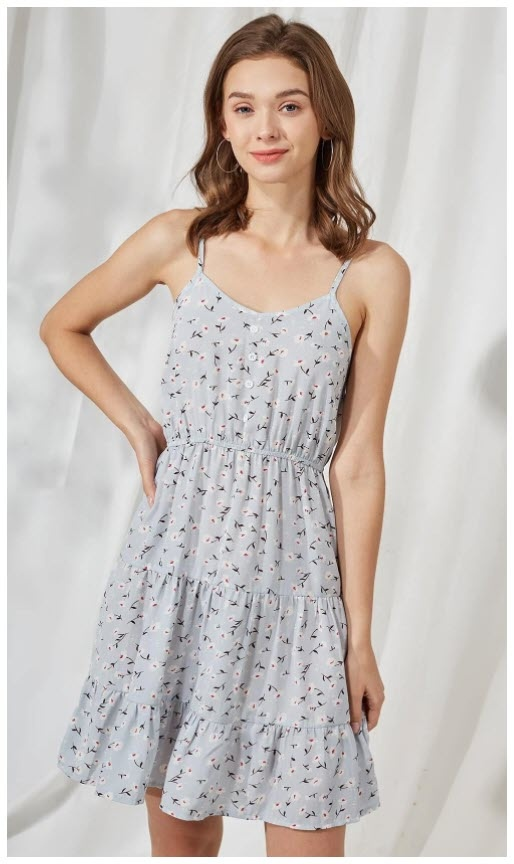 Летние платья Скидки до 50% из магазина Romwe (Германия)