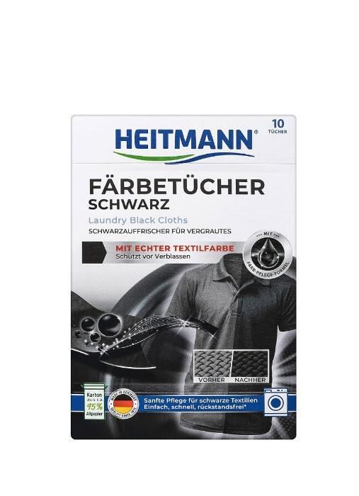 Текстильная краска  из магазина Heitmann Hygiene (Германия)