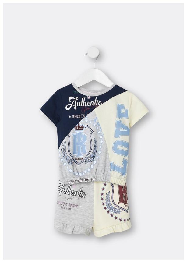 Стильные детские костюмы Скидки до 73% из магазина Riverisland.com (Германия)