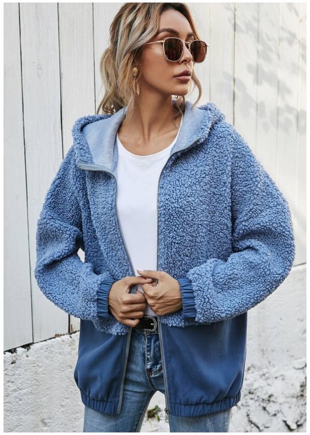 Стильные куртки Скидки до 20% из магазина Shein (Германия)