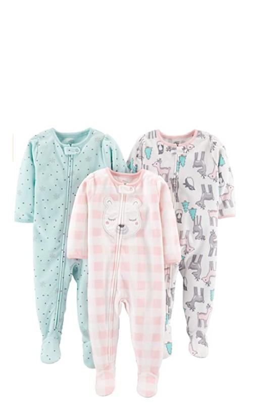 Детская одежда Carter's Скидки до 40% из магазина Amazon (Германия)