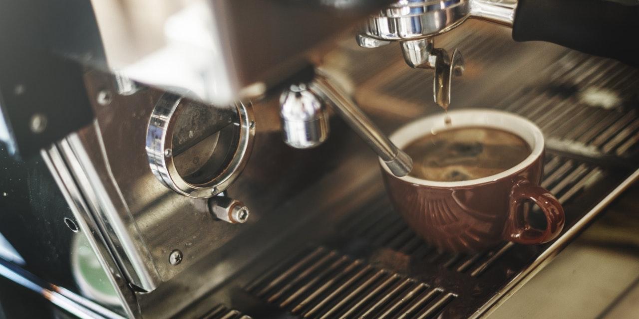 Типы профессиональных кофемашин