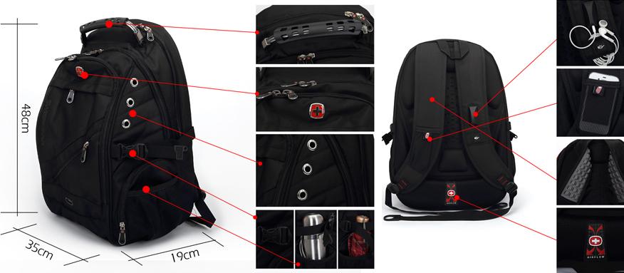 Wenger отзывы рюкзаки дорожные сумки на колесах найк